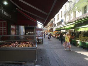 Markt in 17e arrondissement
